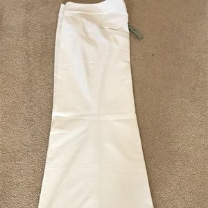 Cache size 2 lined wide leg slacks
